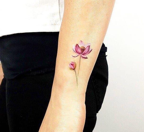 Tatuaggi Piccoli 45 Idee Originali Scritte Simboli