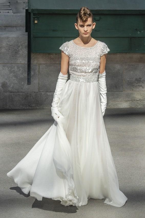 Chanel couture autunno inverno 2018-2019