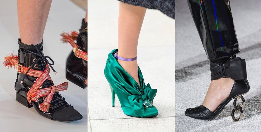 Scarpe 2018-2019 moda inverno