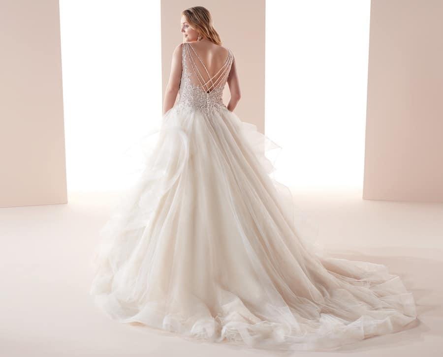 nicole sposa abiti curvy 2019