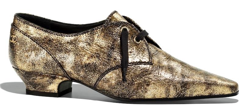 scarpe donna chanel inverno 2018-2019