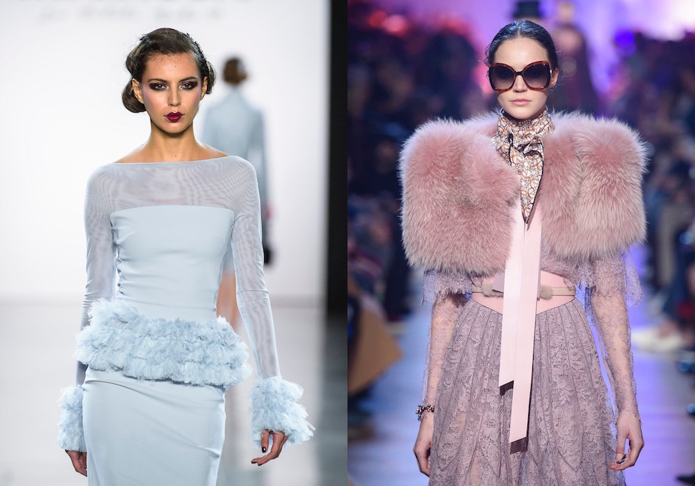 Vestiti Eleganti Moda 2018.Abiti Da Cerimonia Autunno Inverno 2018 2019 35 Foto Dei Modelli