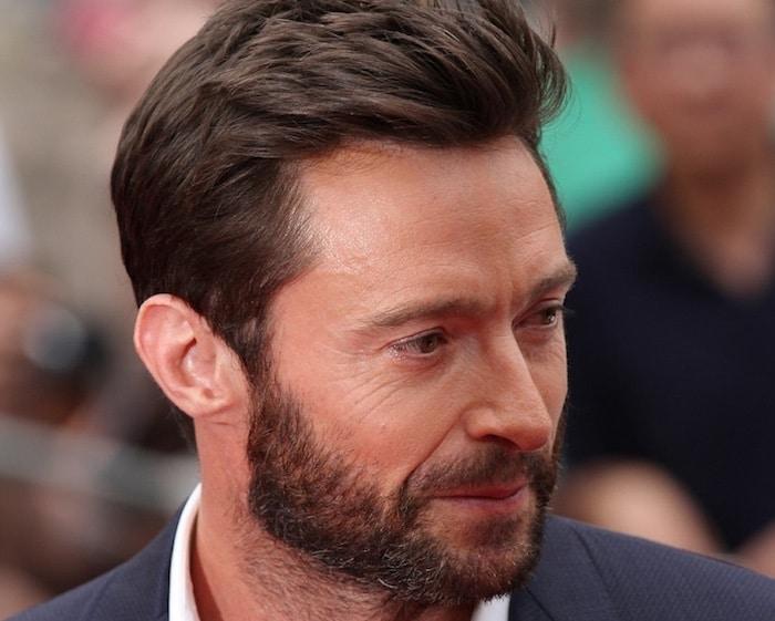 Wolverine barba