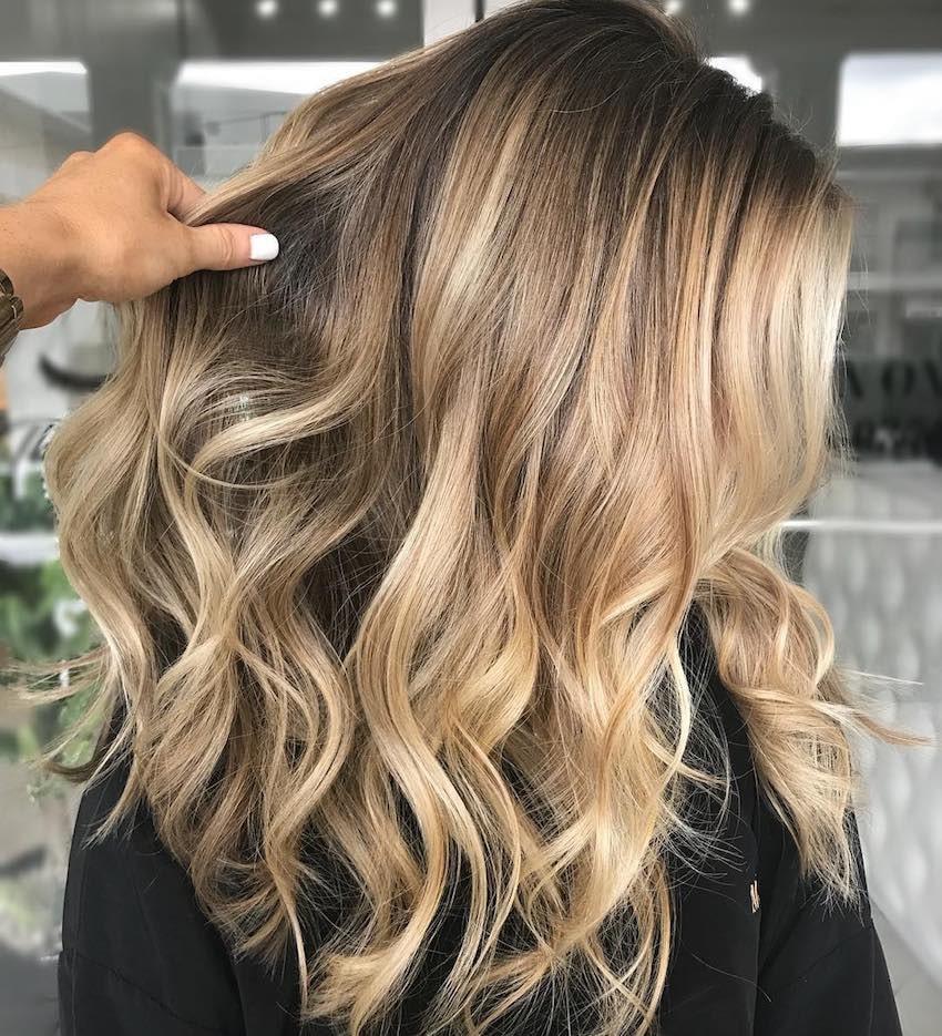 colore capelli inverno 2018-2019
