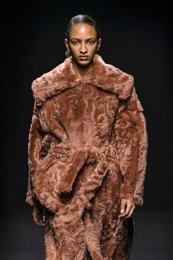 pelliccia ecologica inverno 2018 2019