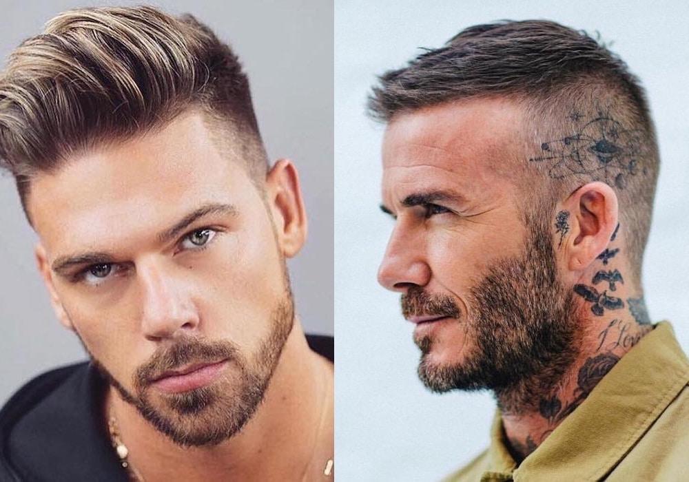 Taglio capelli uomo corti autunno 2019