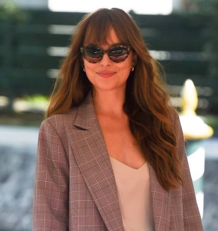 Dakota Johnson Venezia 75