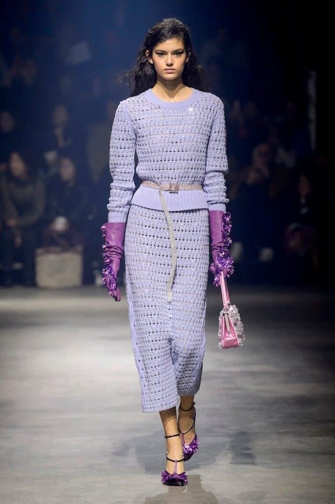 the best attitude 21bf8 1fb46 Vestiti di lana e maglia, 41 abiti lunghi e corti per l ...