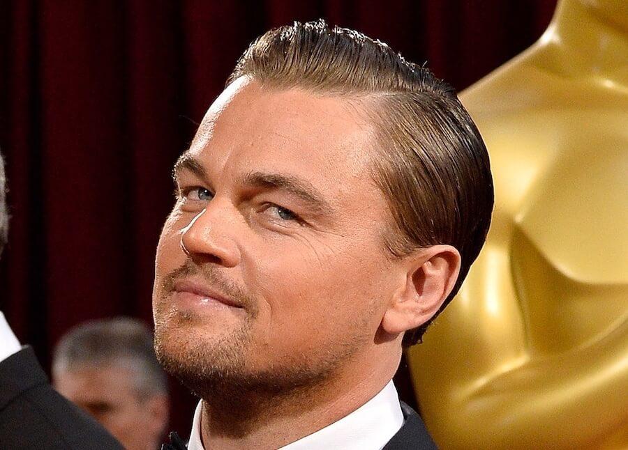 Leonardo diCaprio capelli 2020