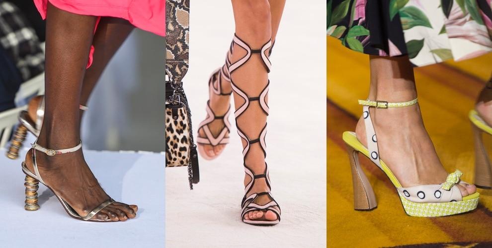 I sandali Guess della nuova collezione donna per l'estate 2019