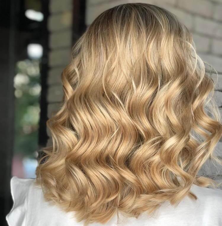 blonde balayage redken