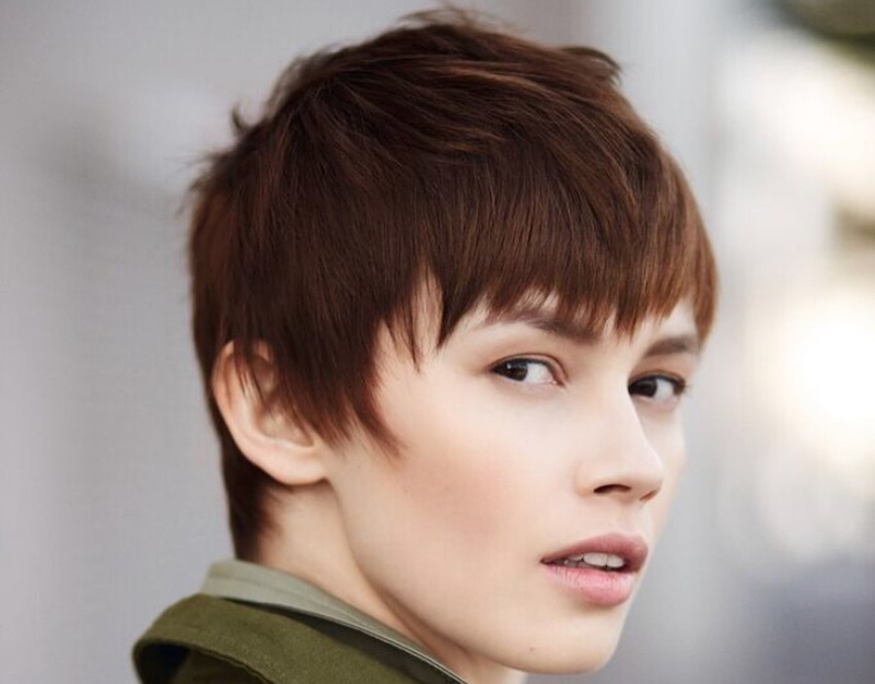 Taglio capelli 2019 alla francese – Tagli di capelli popolari 2019 eb892cf3c132
