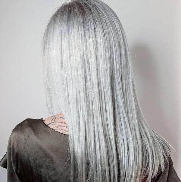 capelli argento inverno 2019