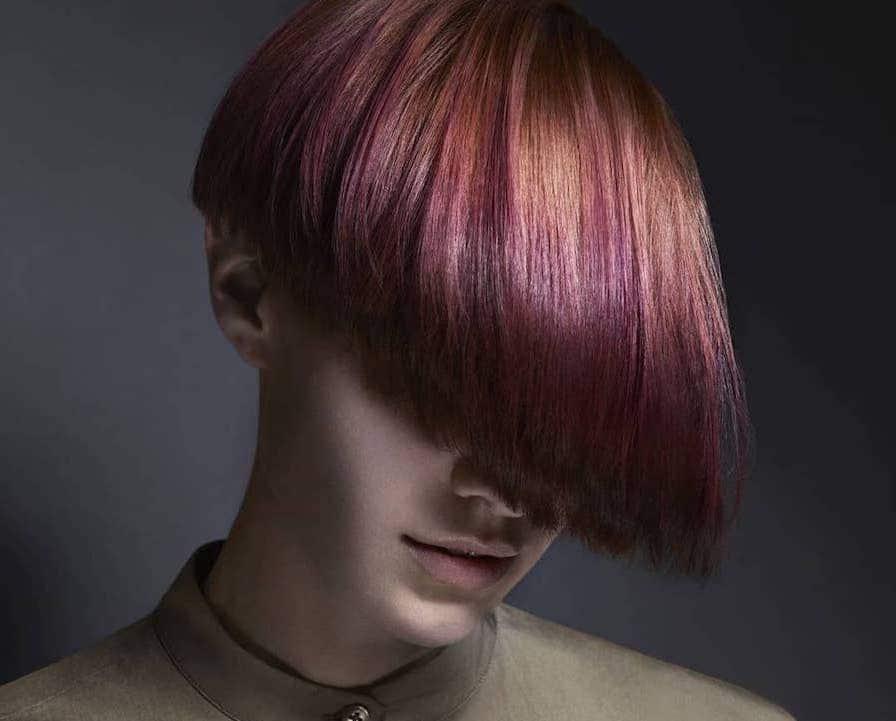 Capelli Colorati 2019 Tutte Le Sfumature Di Colore In 50
