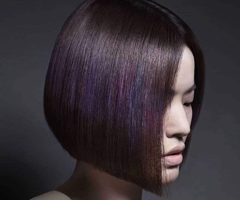 capelli colorati inverno 2019