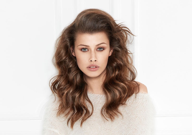 capelli con onde inverno 2019 EVOS P10