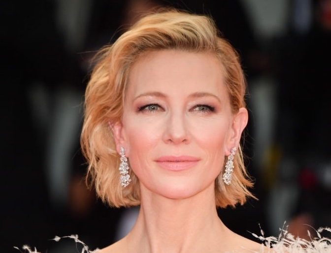 Cate Blanchett Venezia 2018