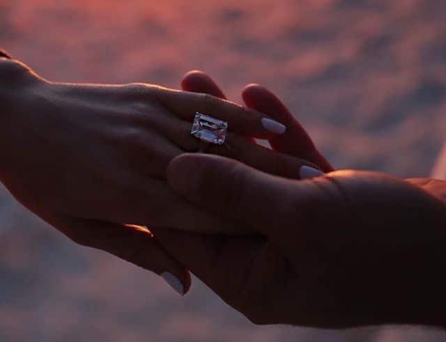 jennifer lopez anello fidanzamento