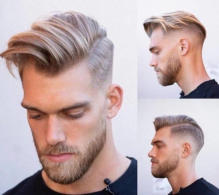 taglio capelli uomo 2019,