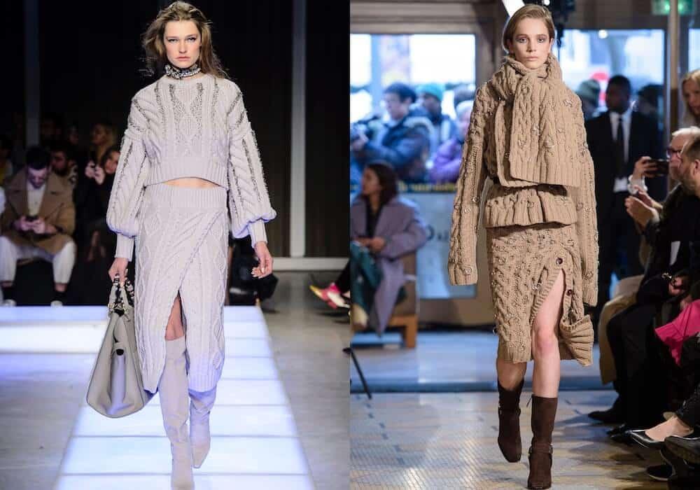 5388a636b1f7 vestiti di lana inverno 2018
