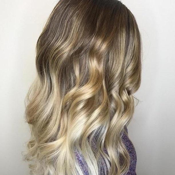 wella hair colore biondo inverno 2019
