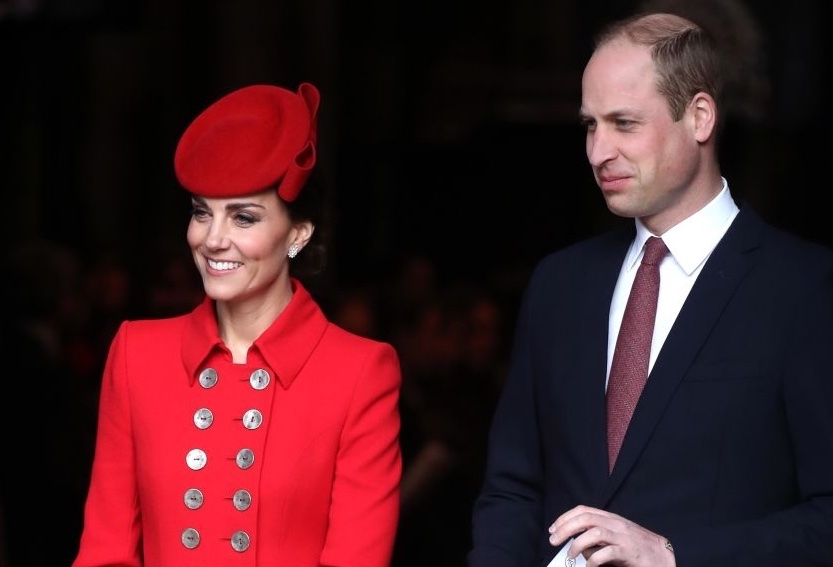 william kate 15 marzo 2019
