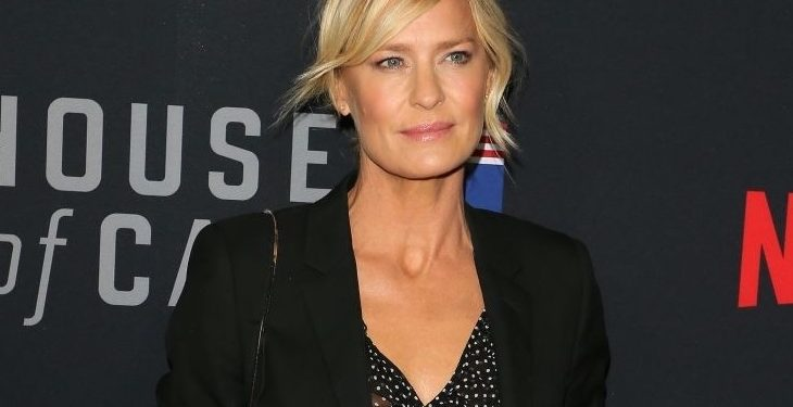 Robin Wright house of cards 2018