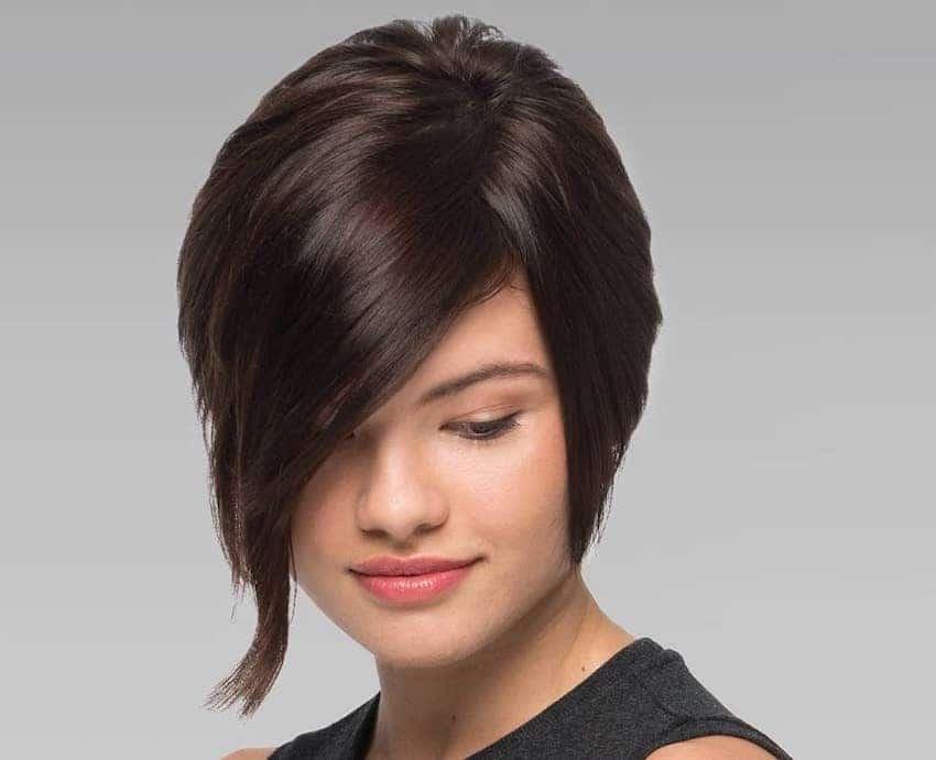 Nuovi tagli di capelli per viso tondo