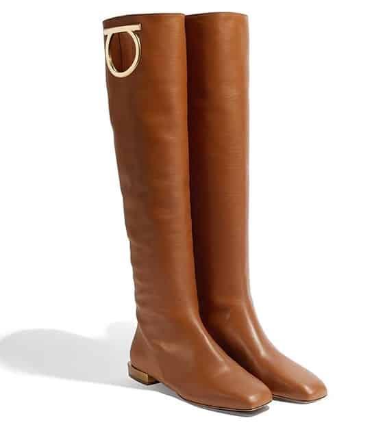 ferragamo stivali alti donna inverno 2019-08
