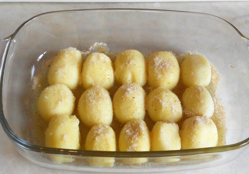 Baccala con patate al forno 1