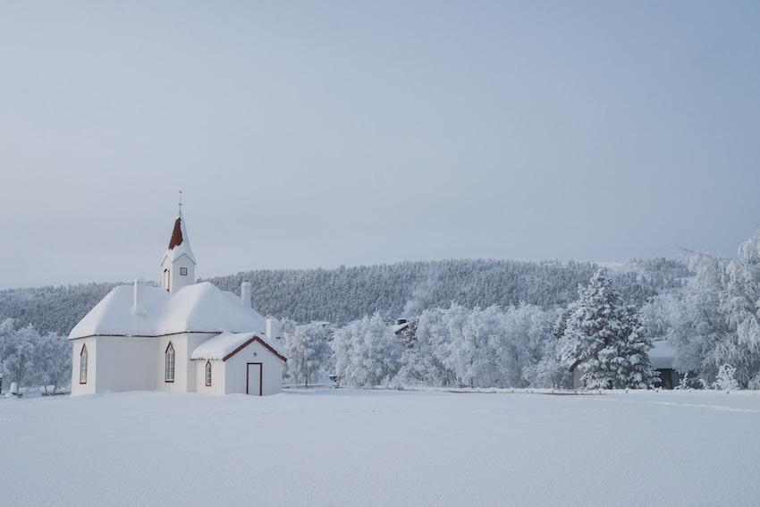 Chiesetta di Karigasniemi