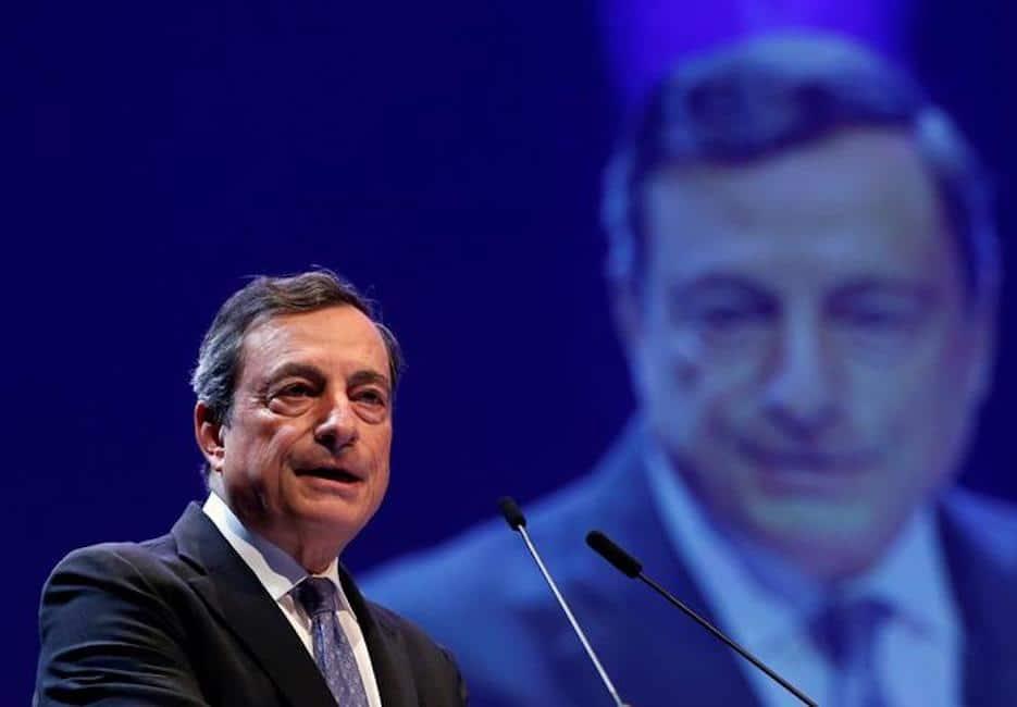 Mario Draghi futuro