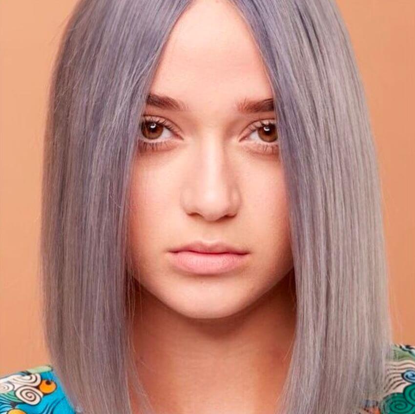 Trucco per capelli grigi  come scegliere il makeup più adatto fdb576e87385