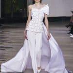 Georges Chakra abito da spposa alta moda 2019