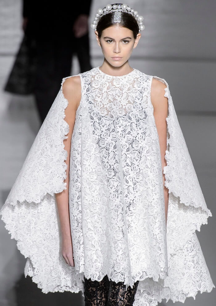 Givenchy alta moda sposa estate 2019
