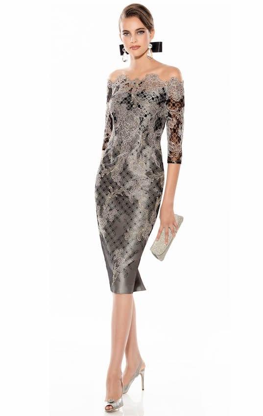 hot sale online a0d4f 067a6 Abiti da cerimonia 2019: 50 modelli primavera estate - Donne ...