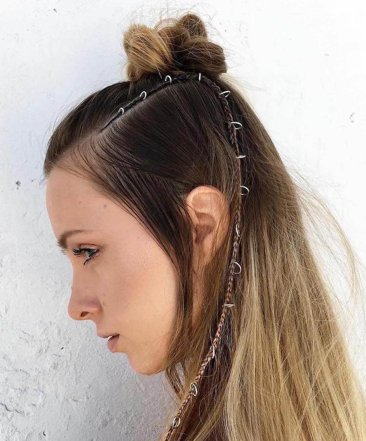 capelli acconciature primavera estate 2019