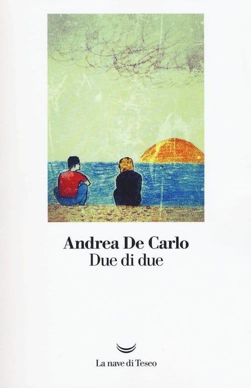 libro due di due copertina