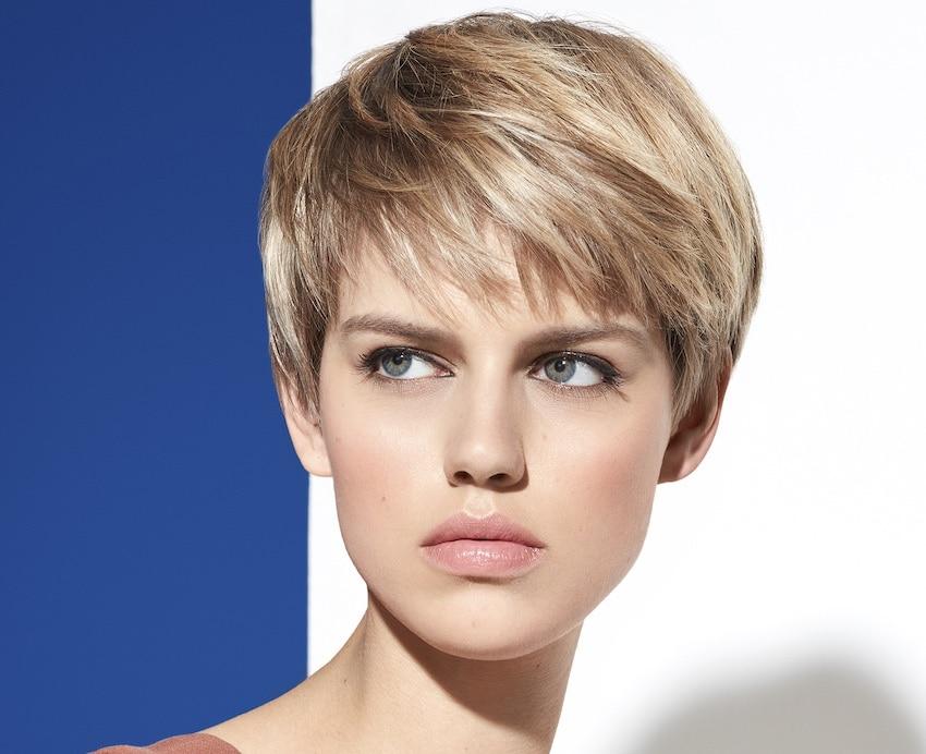 Taglio capelli asimmetrico 2019