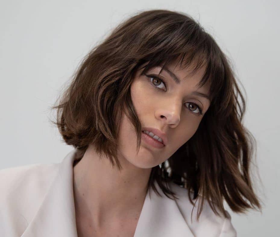 taglio capelli medi castani estate 2019-Maniatis
