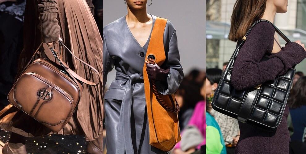 Borse moda a tracolla inverno 2019 -2020