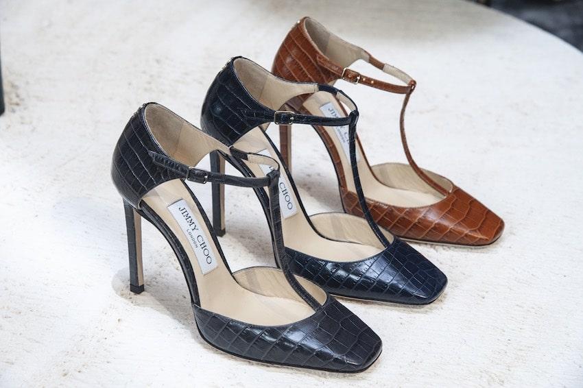 Jimmy Choo scarpe inverno 2019 2020