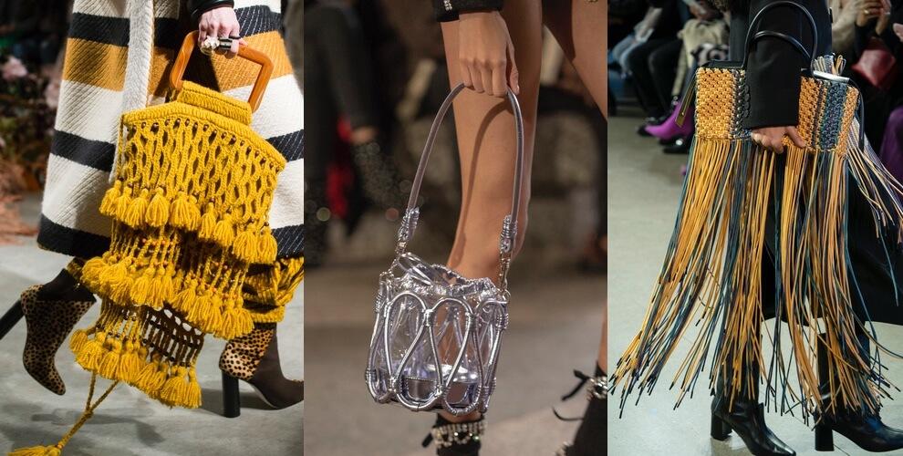 borsette moda autunno inverno 2019 2020