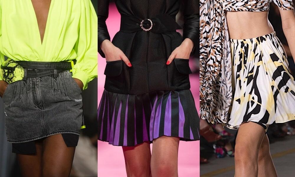 online retailer d700e 60cae Le gonne dell'estate secondo la moda 2019 - Donne Sul Web