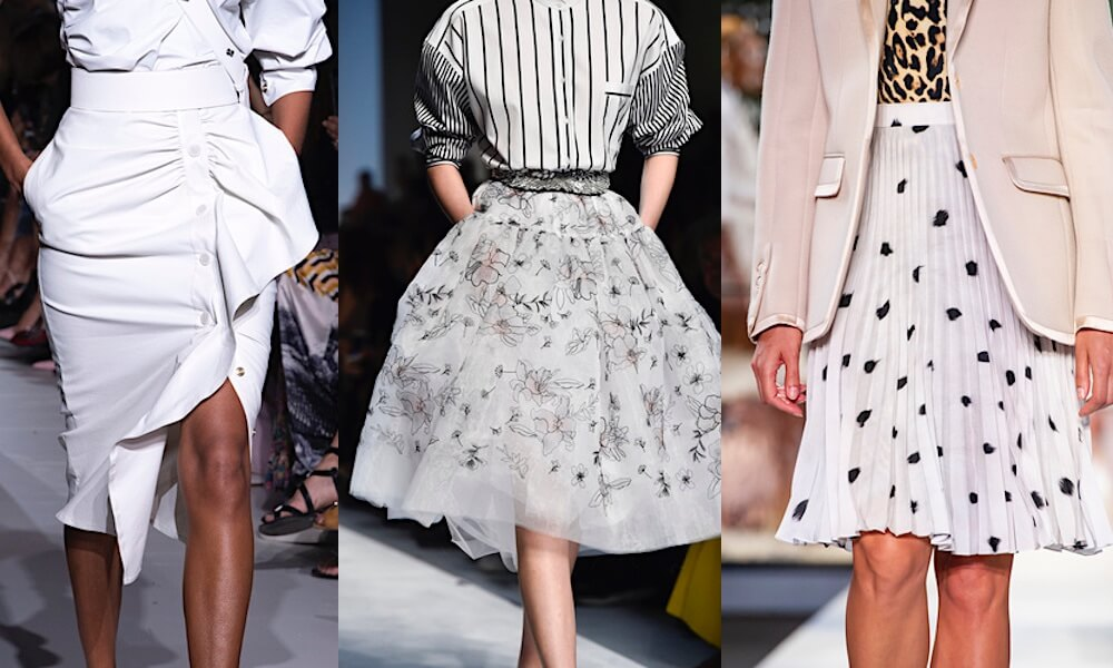 rivenditore online 58110 cac58 Le gonne dell'estate secondo la moda 2019 - Donne Sul Web