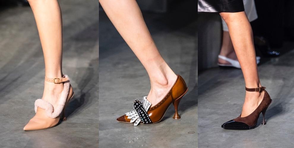 scarpe donna inverno 2019 2020 Burberry