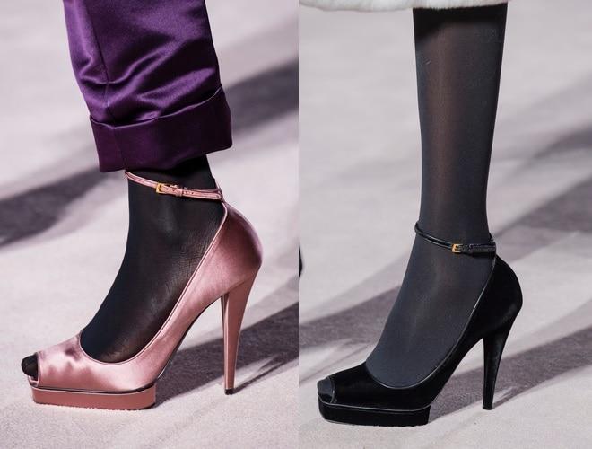 Scarpe autunno inverno 2019 2020. 100 nuovi modelli Donne