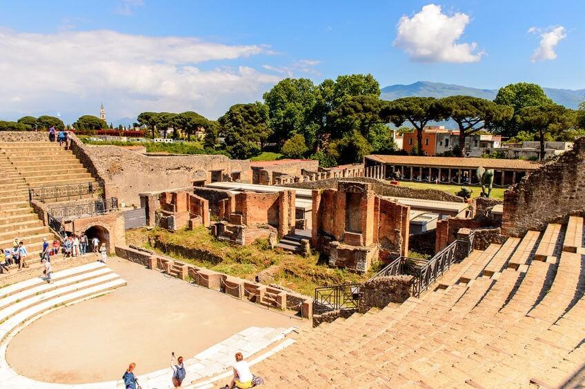 vacanze 2019 napolii pompei