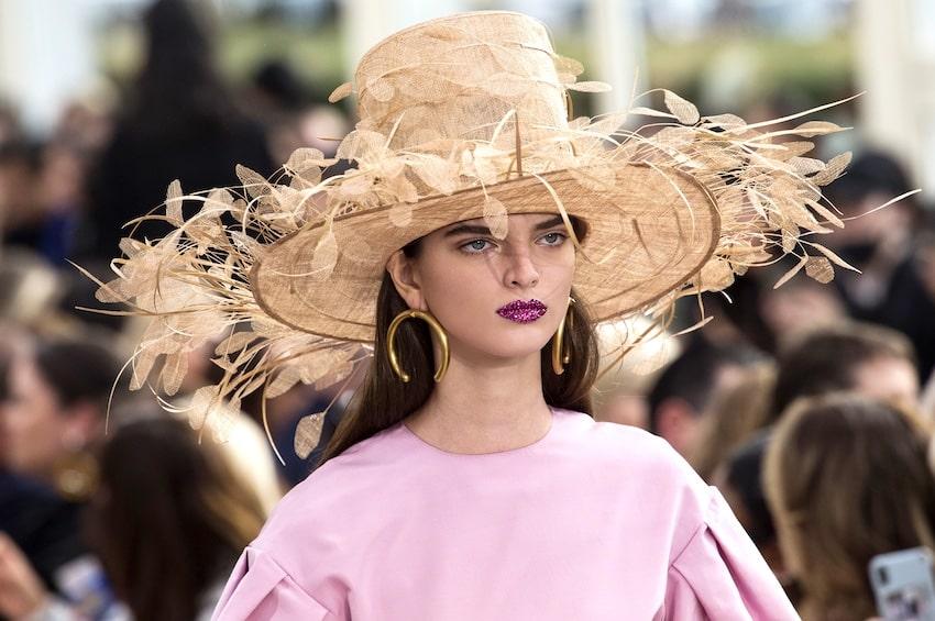 Valentino cappelli gioielli estate 2019