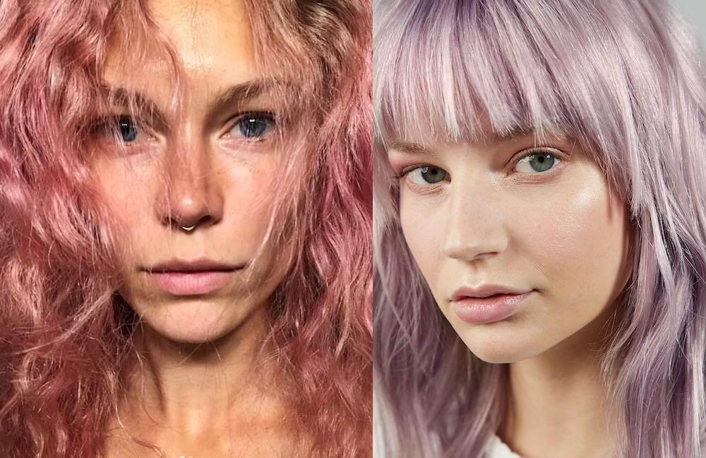 capelli colorati estate 2019
